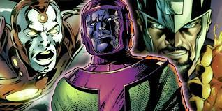 Kang the Conqueror: Every Version of ...