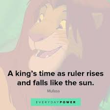 50 Lion King Quotes To Inspire Your Inner Simba 2019