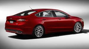 2013 Ford Fusion Titanium review notes | Autoweek