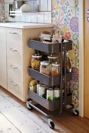 Ikea Kitchen Storage Cart 17 Best Ideas About Raskog Cart On Pinterest Ikea Raskog Ikea