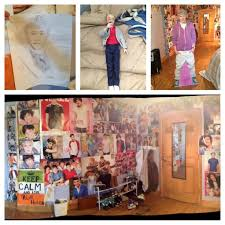 My One Direction Filled Bedroom