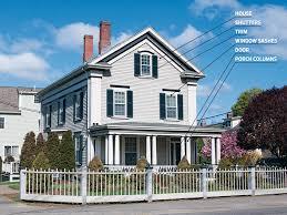 Exterior Motives Four Designers Choose Home Exterior Color Palettes New Exterior Homes Property