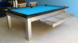 outdoor pool table with drawer recreation equipment cover australia