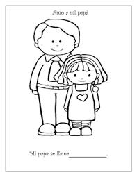 Dia Del Padre Hojas Para Colorear Fathers Day Coloring Sheets Freebie