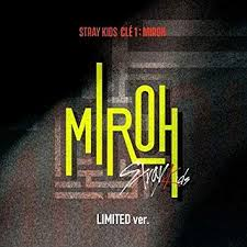 Amazon Book Pre Order Chart Stray Kids Cle 1 Miroh Mini Album Limited Cd Poster Photo Book 3ea Qr Photo Card 1ea Clear Post Card 1ea Photo Card 1p Store Gift Pre Order