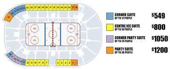 29 Valid Toronto Marlies Seating Chart With Rows
