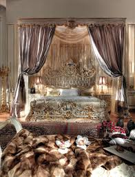 Modern Baroque Bedroom Baroque Royal Bedroom I Just Really Like That The Heavy Canopy