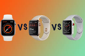 Apple Watch Pricing Chart Apple Watch Series 5 Vs Series 4 Vs Series 3 Whats The Differ