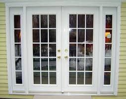gorgeous-white-wooden-framed-glass-patio-door-lowes-