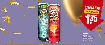 Pringles Chips Angebot bei REWE
