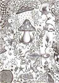 Small Picture Get This Hard Trippy Coloring Pages Free for Adults XJ5S8