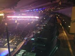 Madison Square Garden Chase Bridges Concert Seating