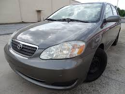 2006 Used Toyota Corolla 4dr Sedan LE Automatic at One and Only ...
