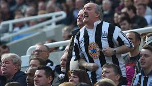 Image result for Newcastle fans