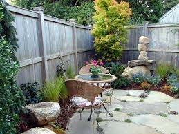 patio spaces