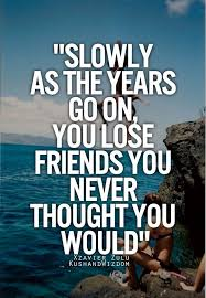 astonishing Quotes On Losing A Friend - superb Inspirational ...