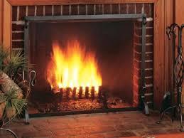 fireplace spark screen custom fireplace screens outdoor fireplace spark screen