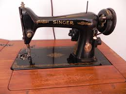 Singer Sewing Machine Model 66 16 Value