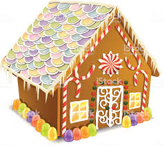gingerbread house clipart. Wonderful Clipart Gingerbread House Stock Vector Art 165789405 IStock With Clipart