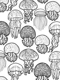 Small Picture adult coloring pages ocean Just Colorings