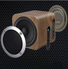 wireless office speakers. Wireless Office Speakers. Wood Audio Bluetooth Mini Professional Speakers H P