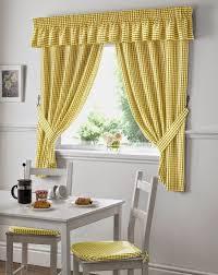 sensational curtains for kitchen window curtain designs 15 elegant