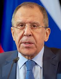 Image result for sergey lavrov