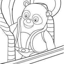 Small Picture Special Agent Oso on Mission Coloring Page Special Agent Oso on