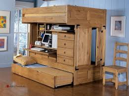 joyful twin over full bunk bed with computer desk full over twin pertaining to twin over bunk bed computer desk
