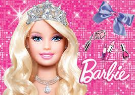 barbie princess makeup
