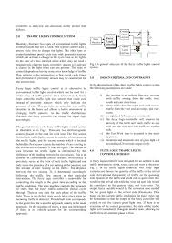 Traffic Light Controller Using Fuzzy Logic Exam Book Pages 1 7 Text Version Fliphtml5
