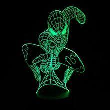<b>3d lamp</b> superhero