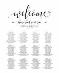 Seating Chart Wedding Wedding Seating Chart Sign Digital File Design Scs 44