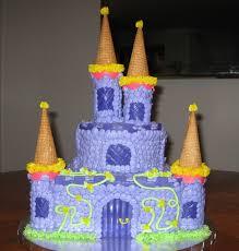 Lavender Castle Cake Danese Griffith Designs