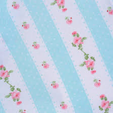 Polka Dot Quilting Fabric Online   Polka Dot Quilting Fabric for Sale & 1 Meter 160*100cm 100% Cotton Fabric Small Roses Polka Dots on Light Blue  Printed Tilda Cloth Patchwork Sewing Tissues Quilting Adamdwight.com