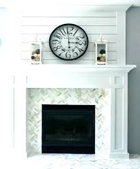 cost to reface fireplace cost to reface brick fireplace with stone