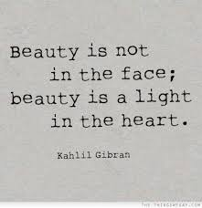 Kahlil Gibran Quotes On Beauty Best of Beauty Shines From The Inside Out Kahlil Gibran God Pi