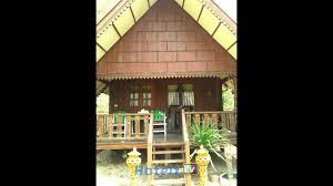 Hotel Isan Thai House Isaan Guesthouse Hotel Ban Kham Phok Thailand Youtube