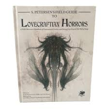 Cthulhu Size Comparison Chart Call Of Cthulhu 7th Edition S Petersens Field Guide To Lovecraftian Horrors