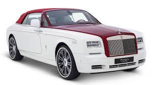 2017 Rolls-Royce Phantom Drophead Coupe Inspired By Desert Rose ...