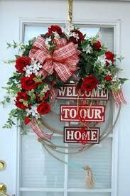 spring front door wreathsFront Door Wreath Summer Hydrangea Spring Everyday Wreaths Bright