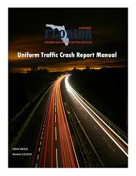 Florida Uniform Traffic Crash Manual