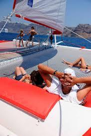 Dream Catcher Boat Santorini Santorini Sailing SantoriniPartyCom 23