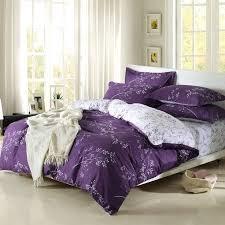 purple duvet cover queen