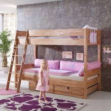 Bunk Beds Kidz Beds Stefan Bunk Bed Beech Jellybean Ireland