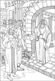 Jozef En De Droom Van Farao Kleurplaat Kleurplaat Ot Jozef 8792