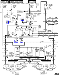 gm turn signal wiring diagram gm turn signal wiring 1995 chevrolet extended cab turn signal blows all the light bulbs