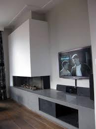 concrete white wall modern fireplace design contemporary modern fireplace design ideas
