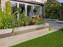garden walling bricks blocks