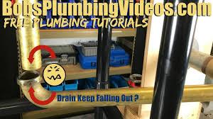 Kitchen Sink Drain Pipe Leaking Permanent Fix Youtube